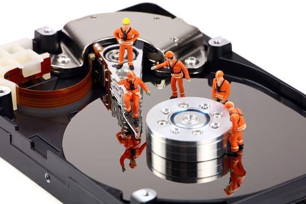reparacion de disco duro externo