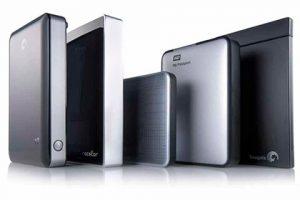 Los 5 mejores discos duros externos