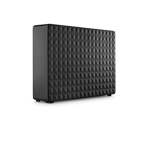 Seagate Expansion STEB4000100 - Disco Duro Externo de lado