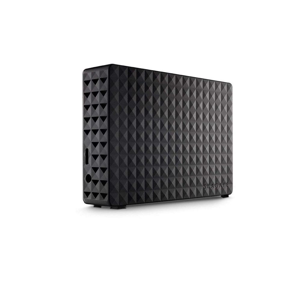 Seagate Expansion STEB4000100 - Disco Duro Externo perfil