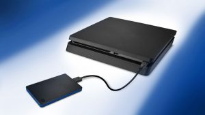 conectar hdd externo a ps4