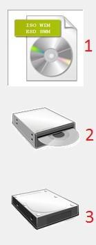 instalar windows en disco duro externo