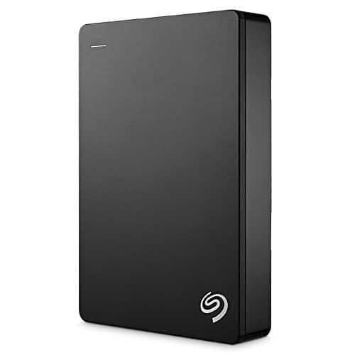 Seagate Backup Plus de 4 TB STDR4000100 - frontal