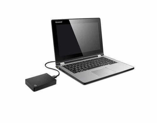 Seagate Backup Plus de 4 TB STDR4000100 - laptop
