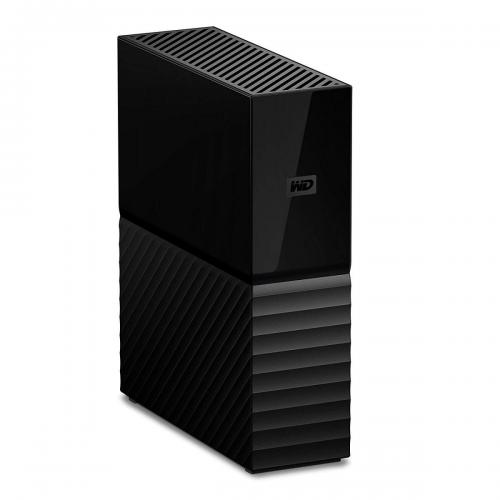WD My Book 6TB USB 3.0 de lado