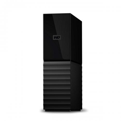 WD My Book 6TB USB 3.0 perfil
