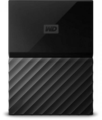 WD My Passport Portable USB 3.0 - frontal